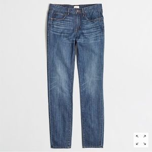 J Crew Boyfriend Denim Jeans